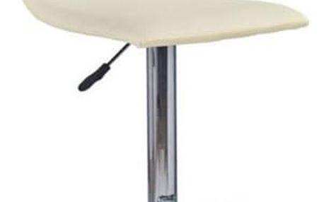 Barová židle H-21 béžová