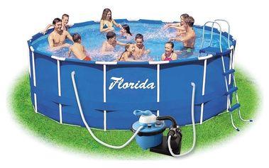 Marimex Bazén Florida 3,66x0,76 m s pískovou filtrací - 10340100
