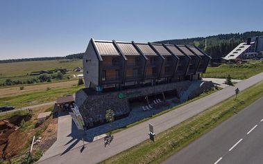 Krušné Hory - Klínovec, 3-4 dny pro dva nebo rodinu v luxusním apartmánu + slevy a bonusy