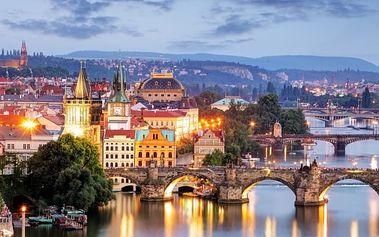 Praha pro celou rodinu se vstupem do ZOO