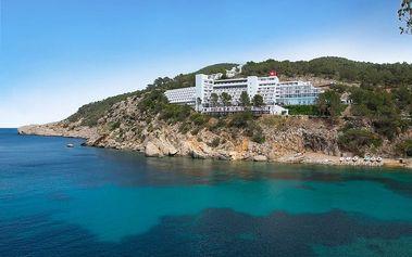 Španělsko - Ibiza na 8 dní, polopenze s dopravou letecky z Prahy