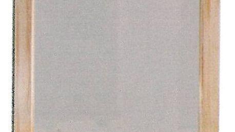Dřevěné zrcadlo LA116 olše