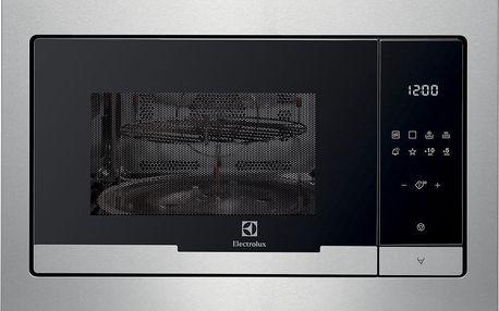 Vestavná mikrovlnná trouba Electrolux EMT 25207 OX