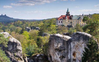 Velikonoce v hotelu Prostřední Mlýn v Českém ráji s polopenzí, dítě zdarma