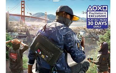 Hra Ubisoft Watch Dogs 2 (USP484103)