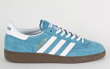 Boty adidas Originals HANDBALL SPEZIA BLUE/RUNWHT 42 Modrá
