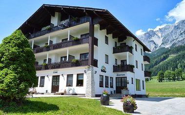 4–8denní rodinný pobyt s wellness a snídaní pro 2 osoby v hotelu Steiner*** v Rakousku