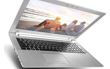 Notebook Lenovo Z51-70 (80K601EKCK) bílý