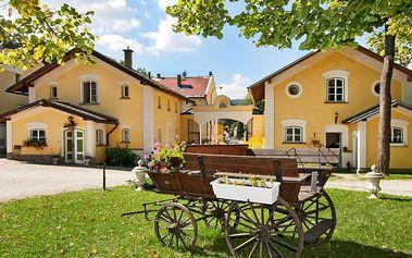 Jarní očistný pobyt na zámku v jižních Čechách
