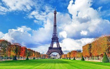 Velikonoční zájezd do Paříže pro JEDNOHO s návštěvou Versailles