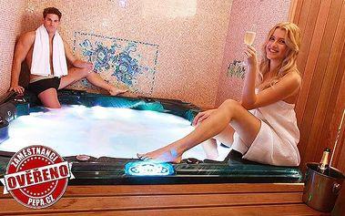 3denní luxusní pobyt s wellness pro 2 osoby v hotelu Zlatý lev**** v Žatci