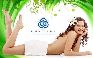 Luxusní relaxační balíček + bazén v centru trvalého zdraví Cordeus v Praze