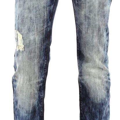 Dámské jeansové kalhoty Desigual vel. EUR 36, UK 10