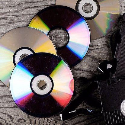 Profesionální digitalizace záznamu z VHS kazet
