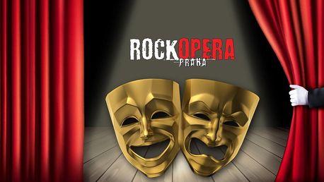40% sleva na vybrané představení v RockOpeře
