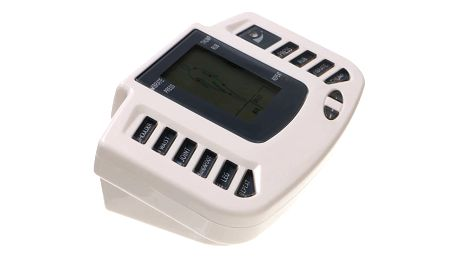 Digitální fyzioterapeutický přístroj pro domácí masírování