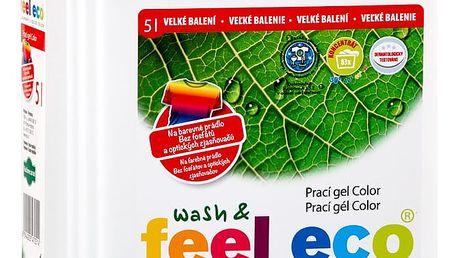 Ekologický prací gel color 5l