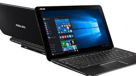 ASUS T302CA-FL015T, černá + Stylus