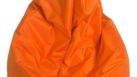 Sedací vak STANDARD oranžový V16