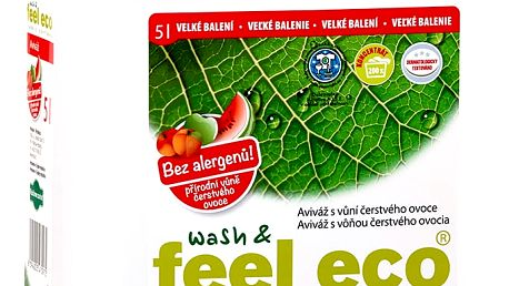 Ekologická aviváž ovoce 5l