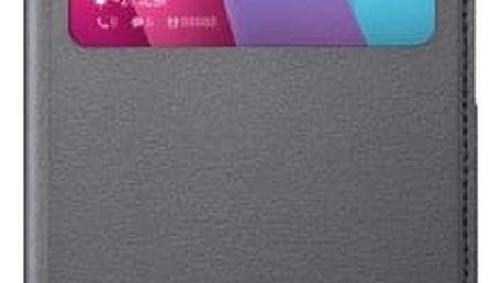 Pouzdro na mobil flipové Honor 5X Smart Cover (51991325) šedé