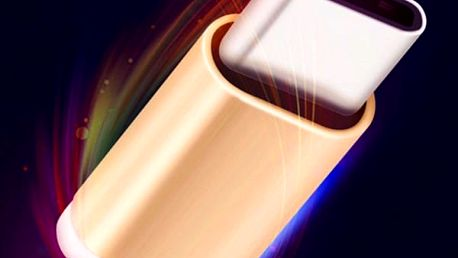 Redukce micro USB -> USB typu C - 8 barev