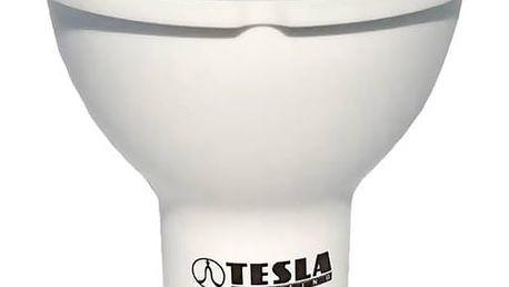 Žárovka LED Tesla bodová, 3,5W, GU10, teplá bílá (GU103530-4)