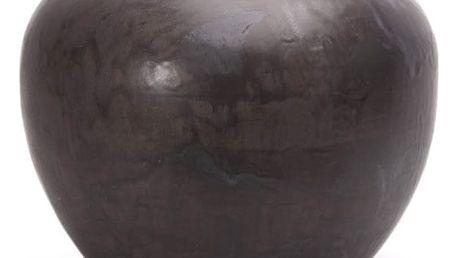 Černá váza NORR11 Joha - doprava zdarma!