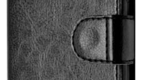Pouzdro na mobil flipové FIXED pro Huawei P9 Lite (FIXRP-FIT083-BK) černé