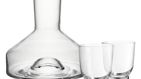 WMF dekanter 1,5 l 2 sklenice na vodu