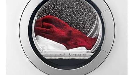 Sušička prádla AEG Lavatherm T76788IHCS bílá + Doprava zdarma