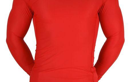 Pánské fotbalové tričko s dlouhým rukávem Adidas Performance vel. M