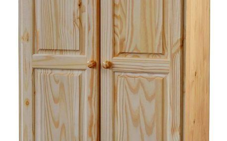 šatní skříň 8860 lak borovice Idea