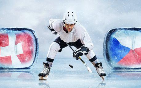 Mistrovství světa v hokeji: Česko vs. Švýcarsko