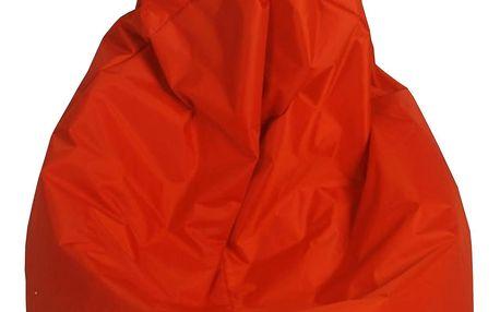 Sedací vak pytel Standard oranžový Idea