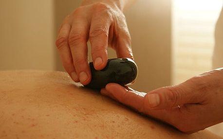 Masáž horkými lávovými kameny - kurz 1. - 2. dubna v Příbrami