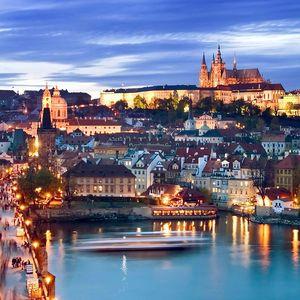 Praha se snídaní a vstupem do muzea Kampa pro 2