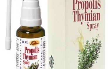 Propolisovo-tymiánový sprej