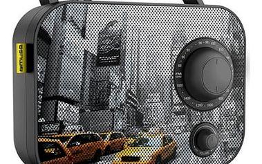 Radiopřijímač MUSE M-62NY