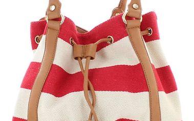 Červená kabelka Sailor