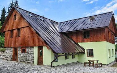 4–6denní pobyt v apartmánovém domě U Vodárny v Jizerských horách až pro 4 osoby