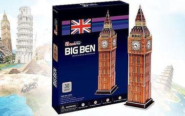 3D puzzle - Big Ben