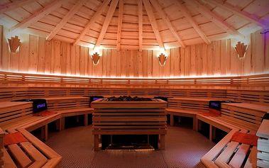 Zážitkový program s rituály v sauna aréně
