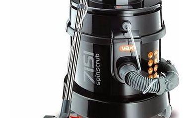 VAX Wet&Dry 7151 Multifunction šedý