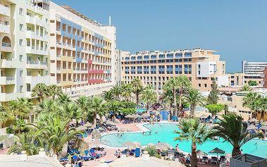 Španělsko - Costa de Almeria na 8 dní, plná penze, polopenze nebo snídaně s dopravou letecky z Prahy