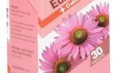 Echinacea + vitamín C - na POSÍLENÍ IMUNITY