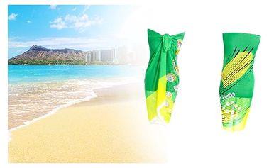 Plážový šátek