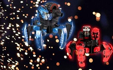 Bojový robot Attacknid Doom Razor