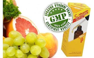 Vitamin C kapky 50ml