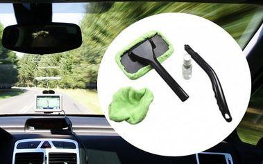 Stěrka do auta z mikrovlákna
